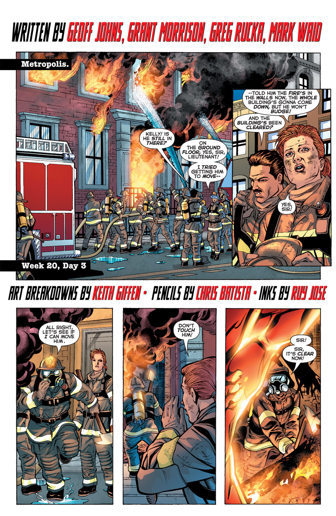 Read online 52 comic -  Issue #20 - 5
