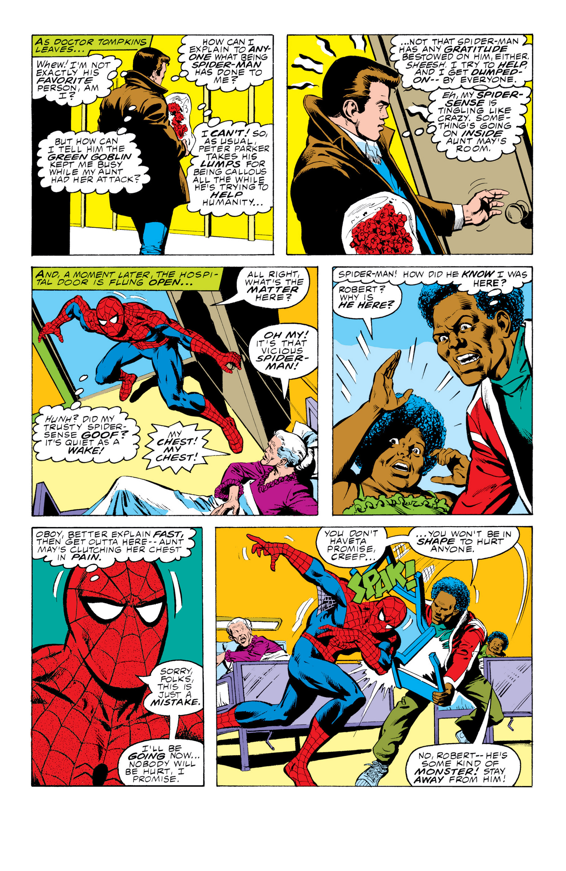 The Amazing Spider-Man (1963) 183 Page 6