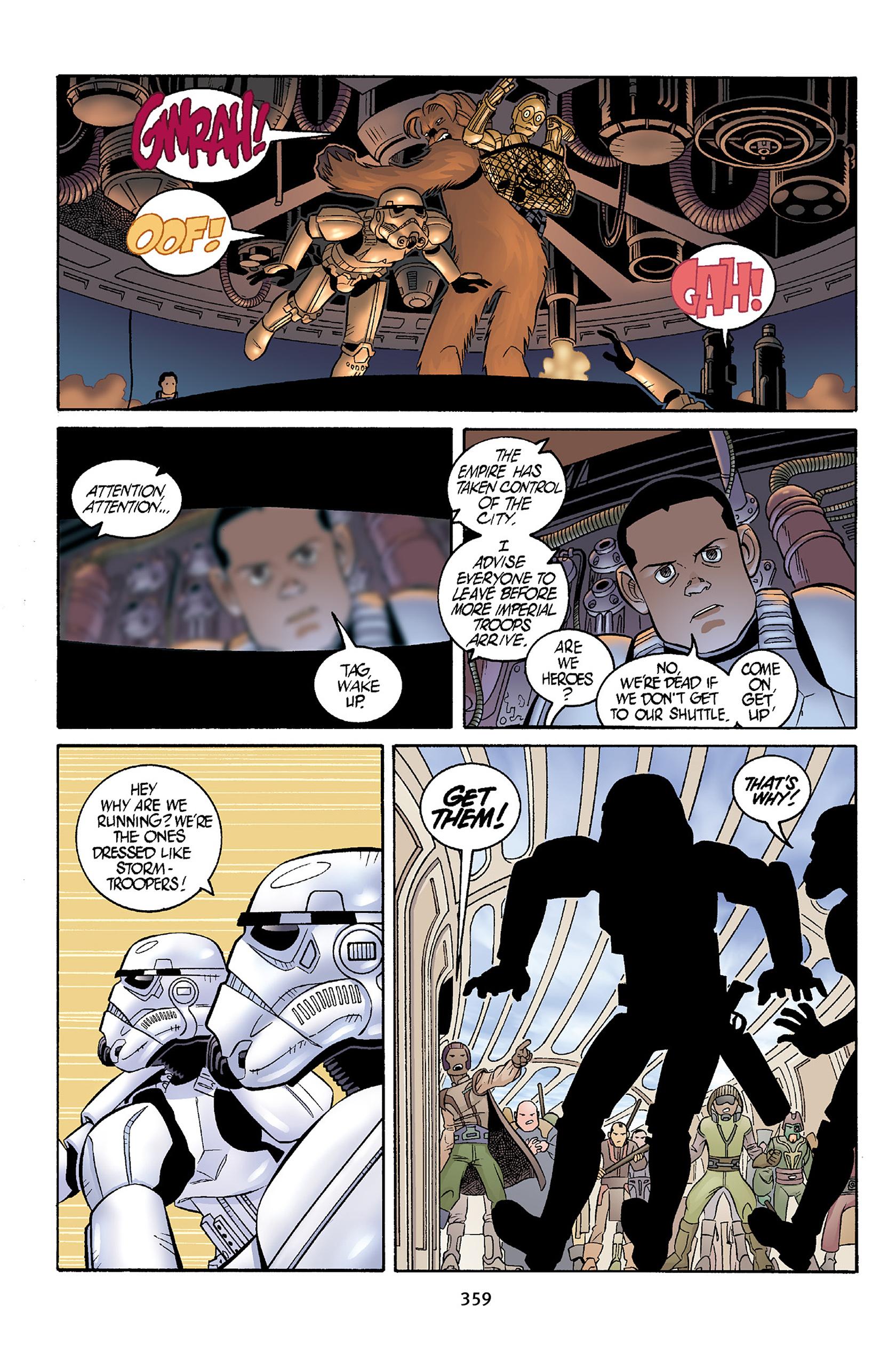 Read online Star Wars Omnibus comic -  Issue # Vol. 30 - 352