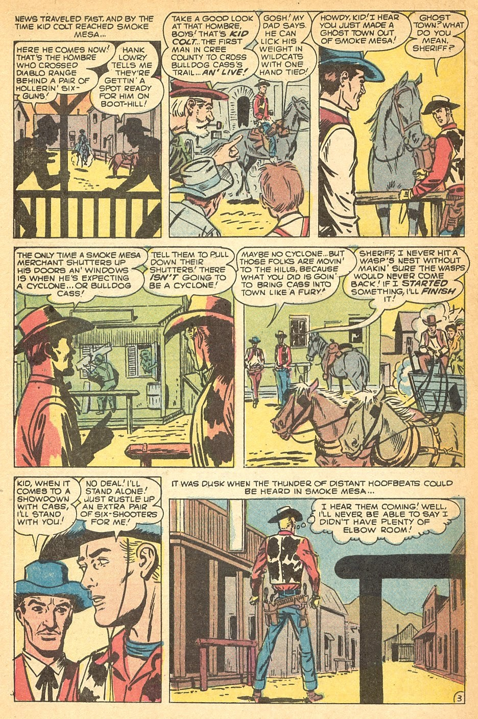 Kid Colt Outlaw issue 140 - Page 32