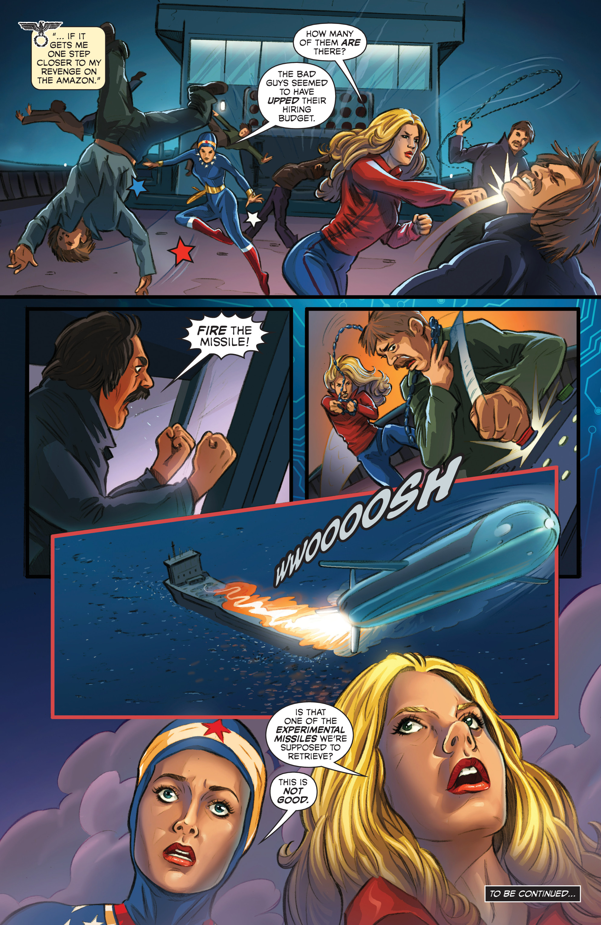 Read online Wonder Woman '77 Meets The Bionic Woman comic -  Issue #2 - 25