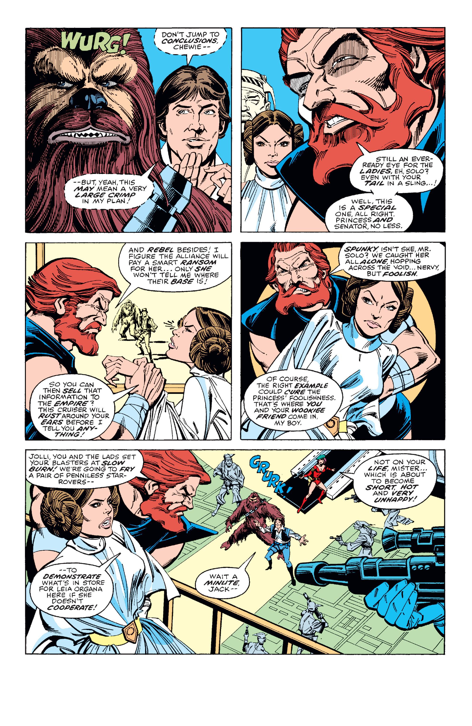 Read online Star Wars Omnibus comic -  Issue # Vol. 13 - 193