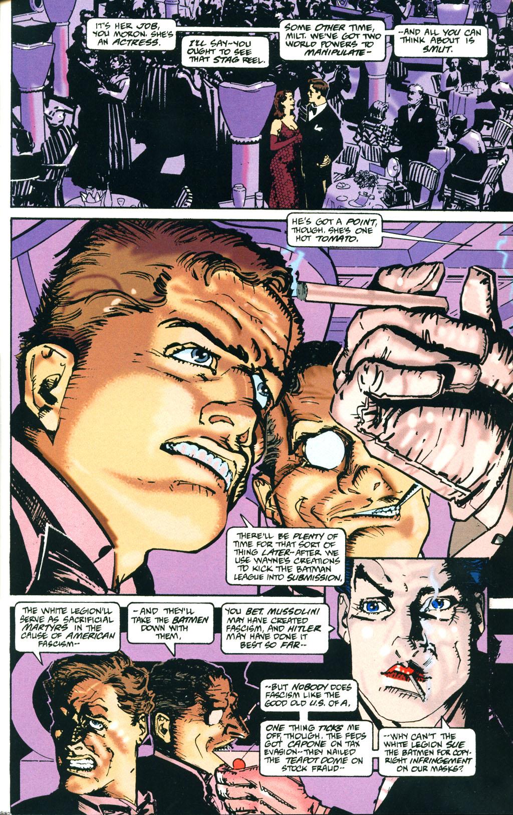 Read online Batman: Dark Allegiances comic -  Issue # Full - 19