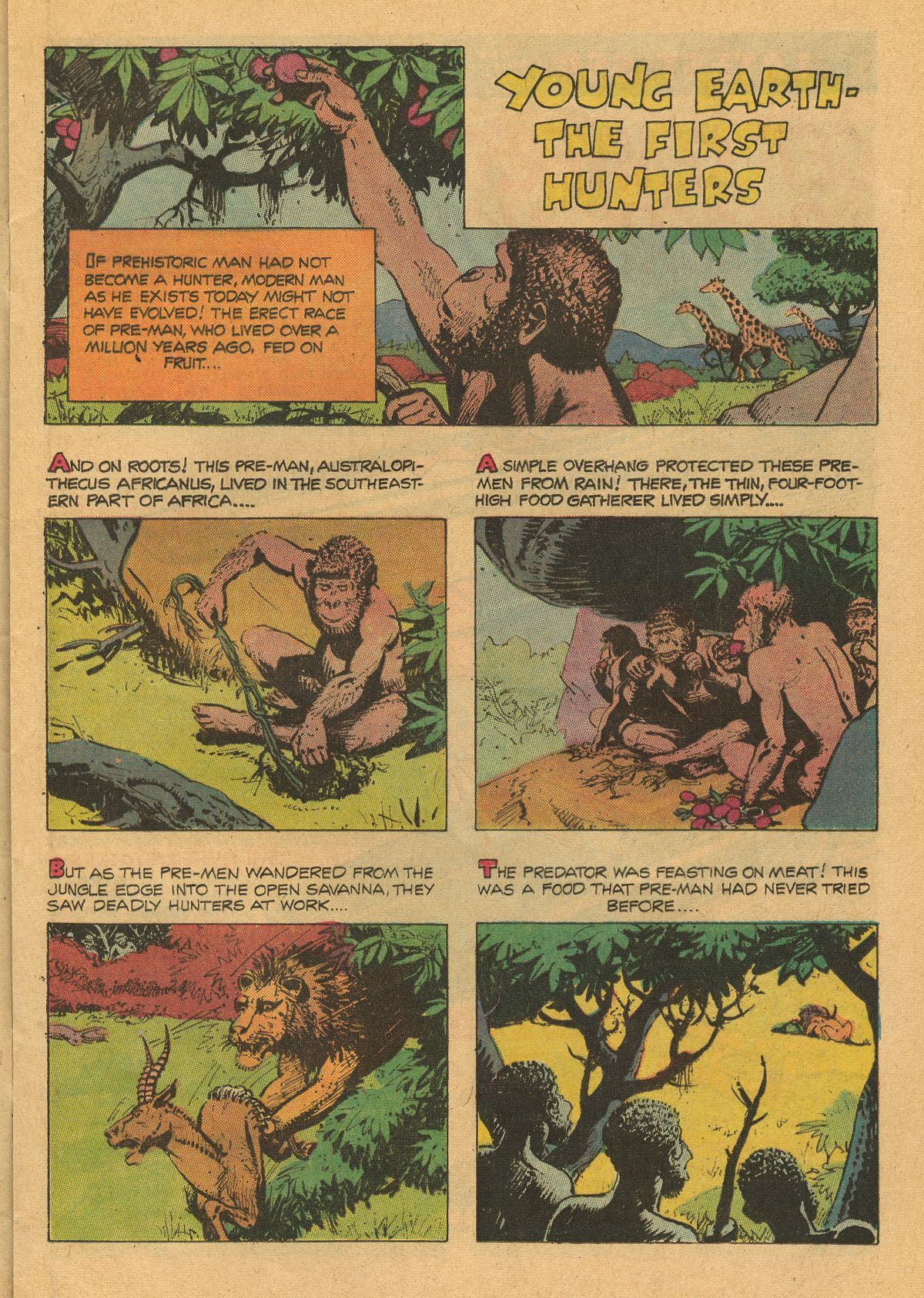 Read online Turok, Son of Stone comic -  Issue #75 - 13