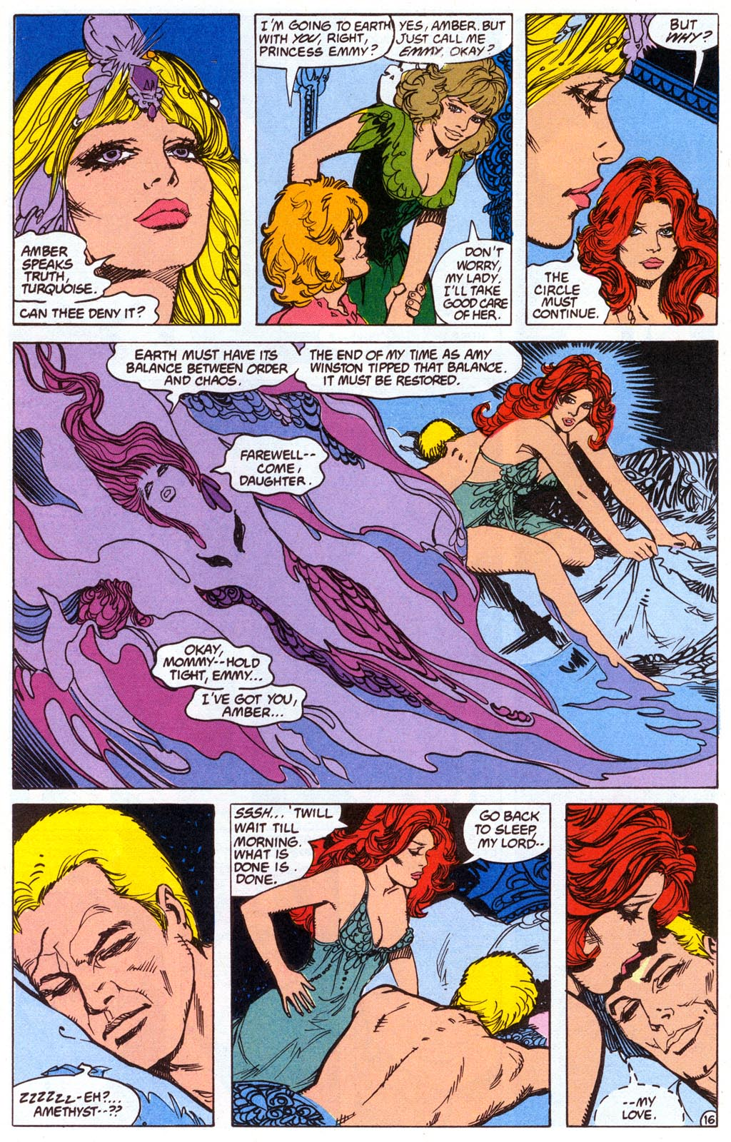Read online Amethyst (1987) comic -  Issue #4 - 18
