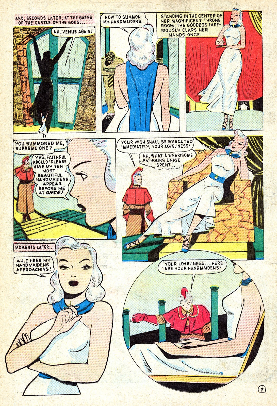 Venus (1948) issue 1 - Page 20