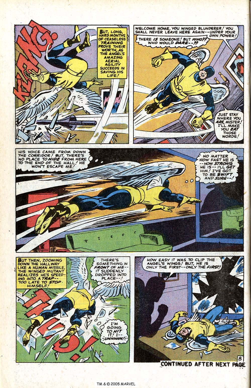 Uncanny X-Men (1963) issue 70 - Page 10