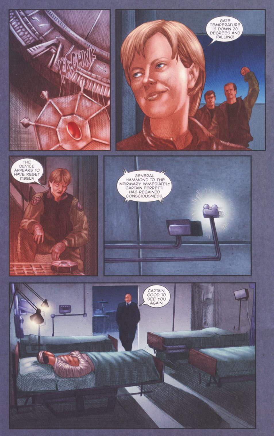 Read online Stargate SG-1: POW comic -  Issue #2 - 22