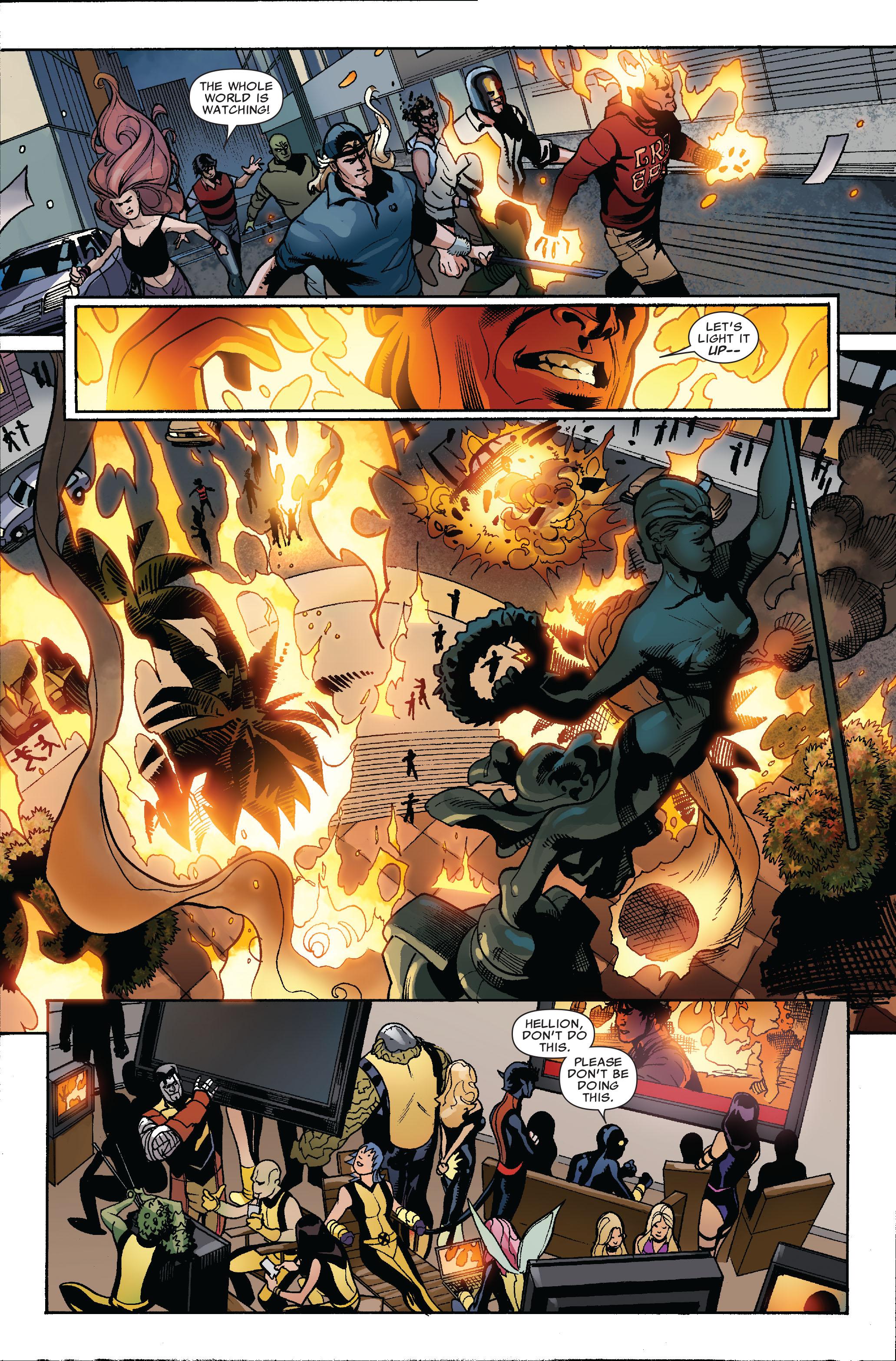 Read online Uncanny X-Men (1963) comic -  Issue #513 - 20