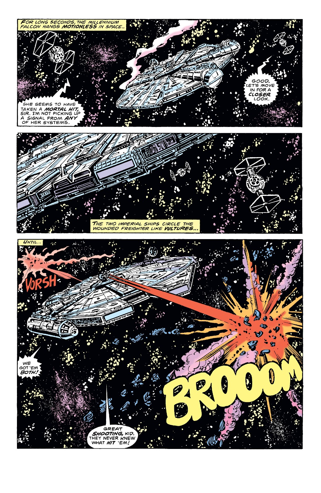 Read online Star Wars Legends: The Original Marvel Years - Epic Collection comic -  Issue # TPB 2 (Part 1) - 9