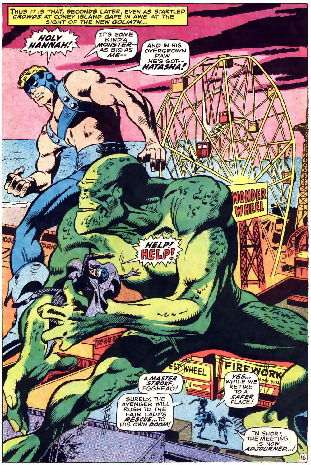 The Avengers (1963) 63 Page 16