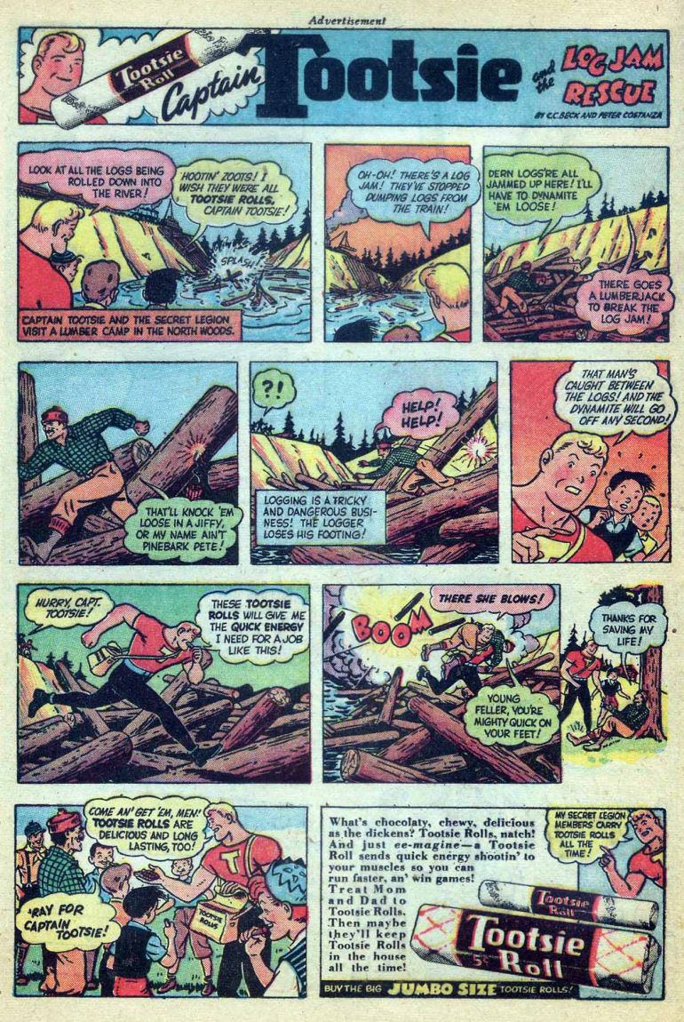 Read online Sensation (Mystery) Comics comic -  Issue #73 - 16