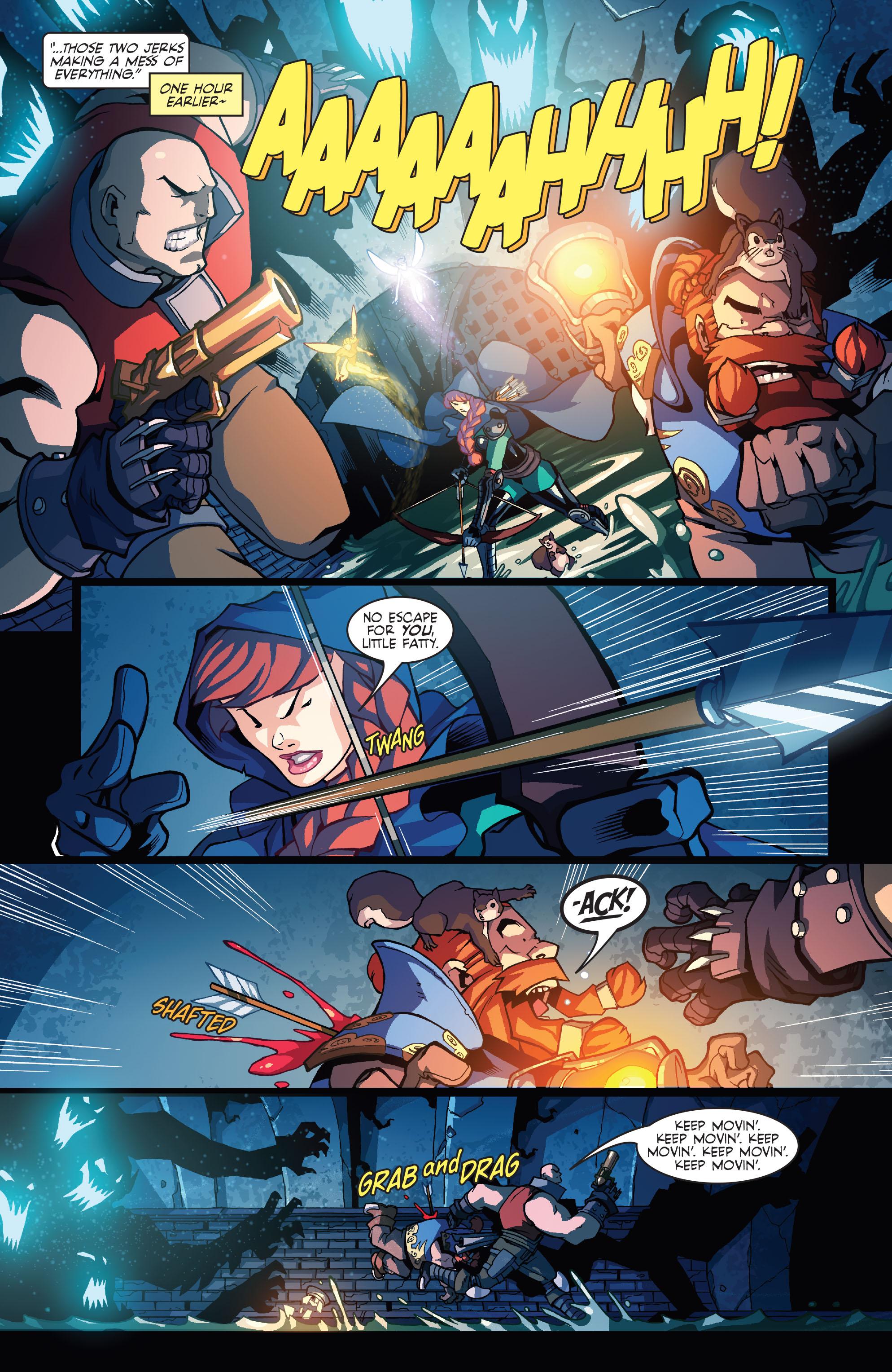 Read online Skullkickers comic -  Issue #10 - 5