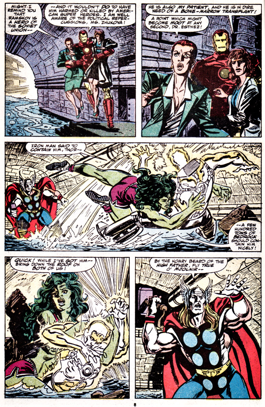 The Avengers (1963) 327 Page 6