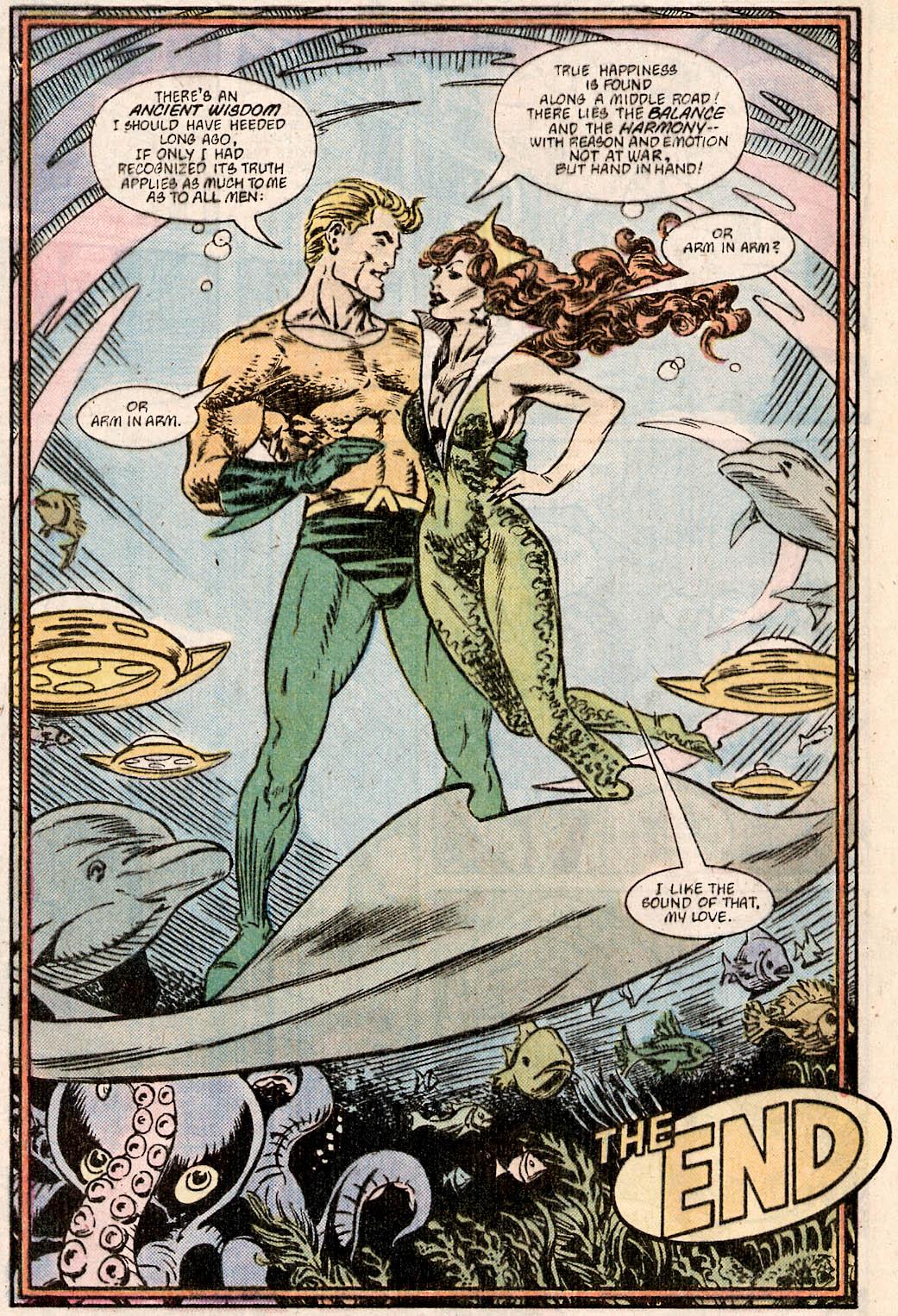 Read online Aquaman Special comic -  Issue #Aquaman Special Full - 39