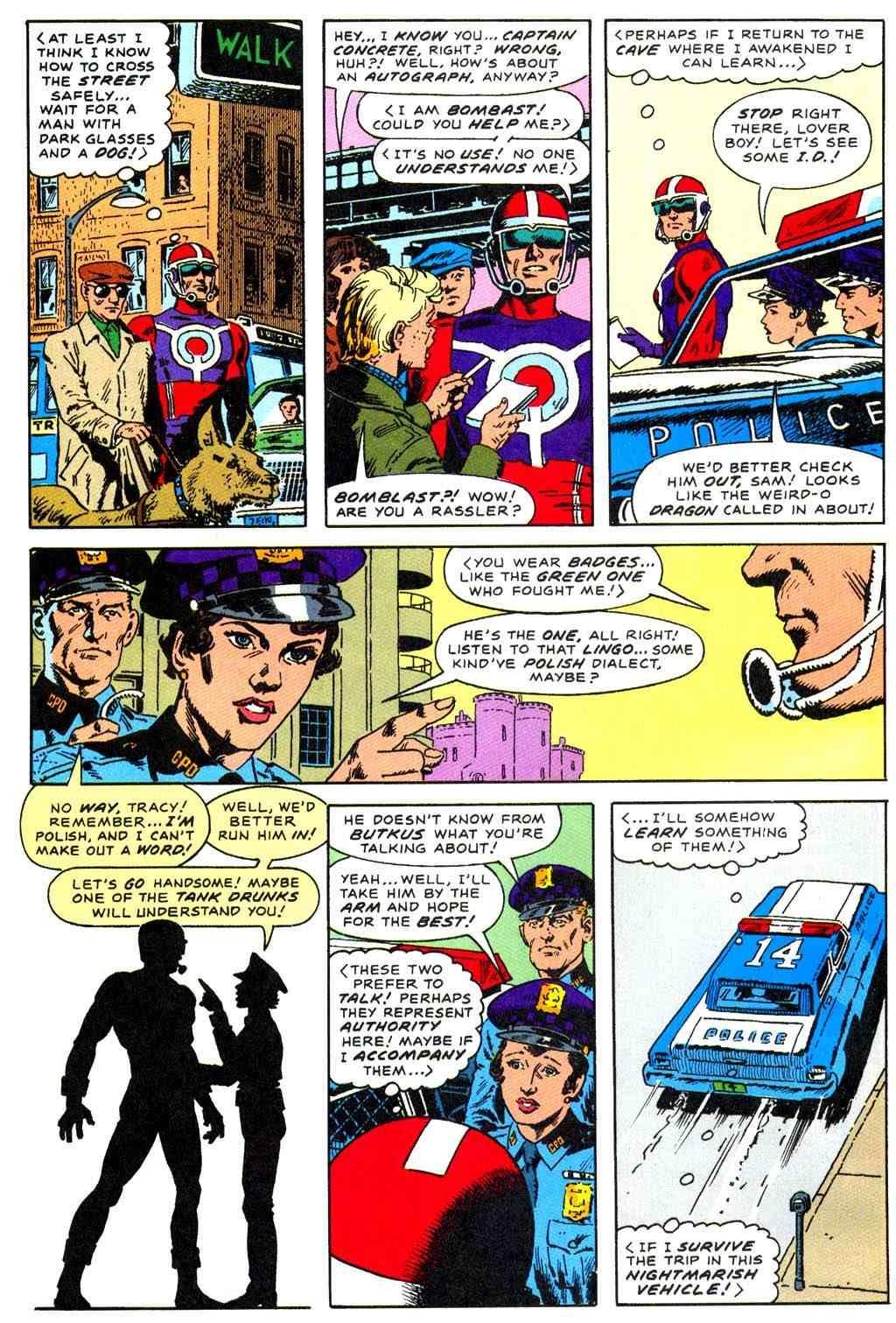 Read online Bombast comic -  Issue # Full - 20