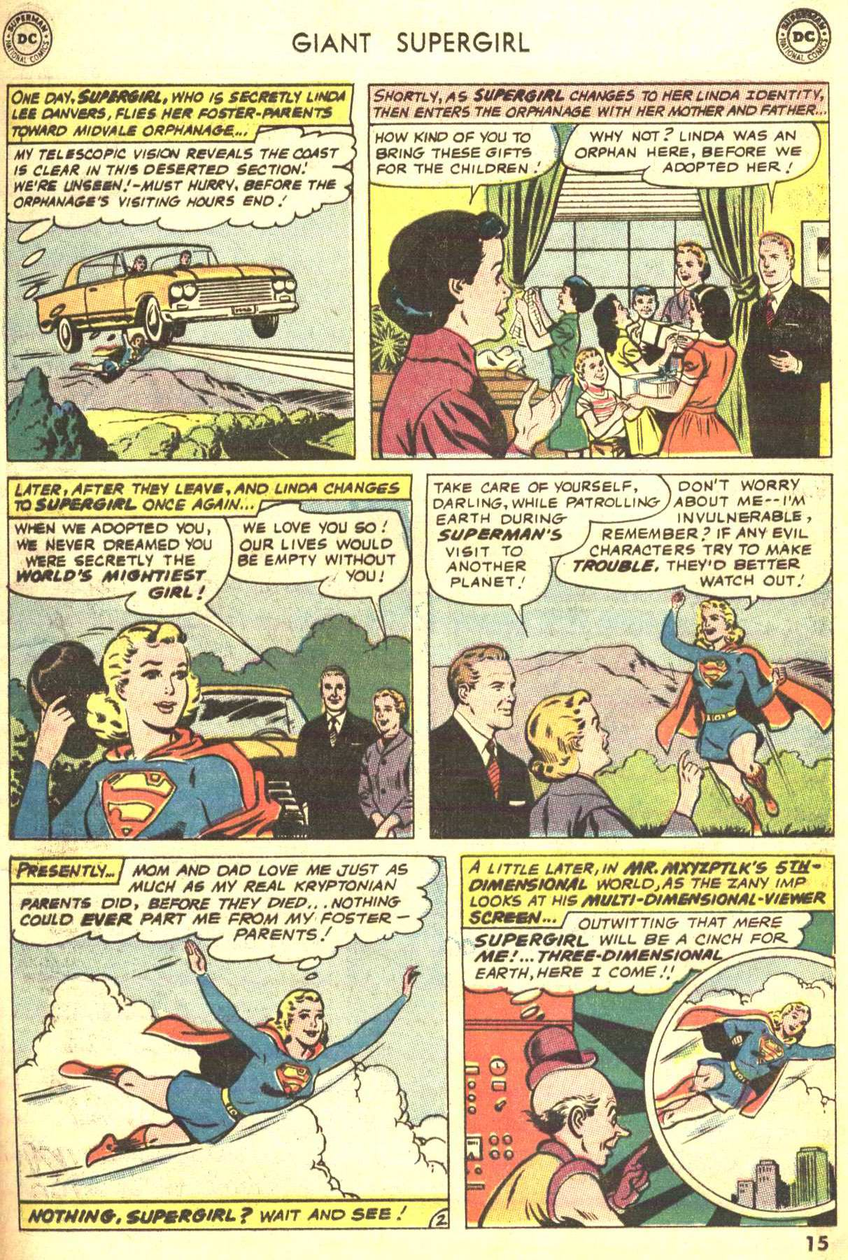 Read online Action Comics (1938) comic -  Issue #373 - 15
