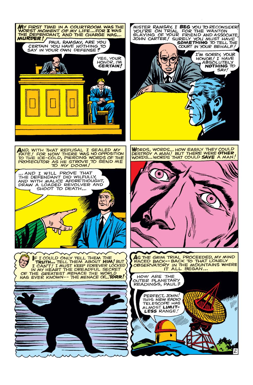 Read online Amazing Adventures (1961) comic -  Issue #1 - 3