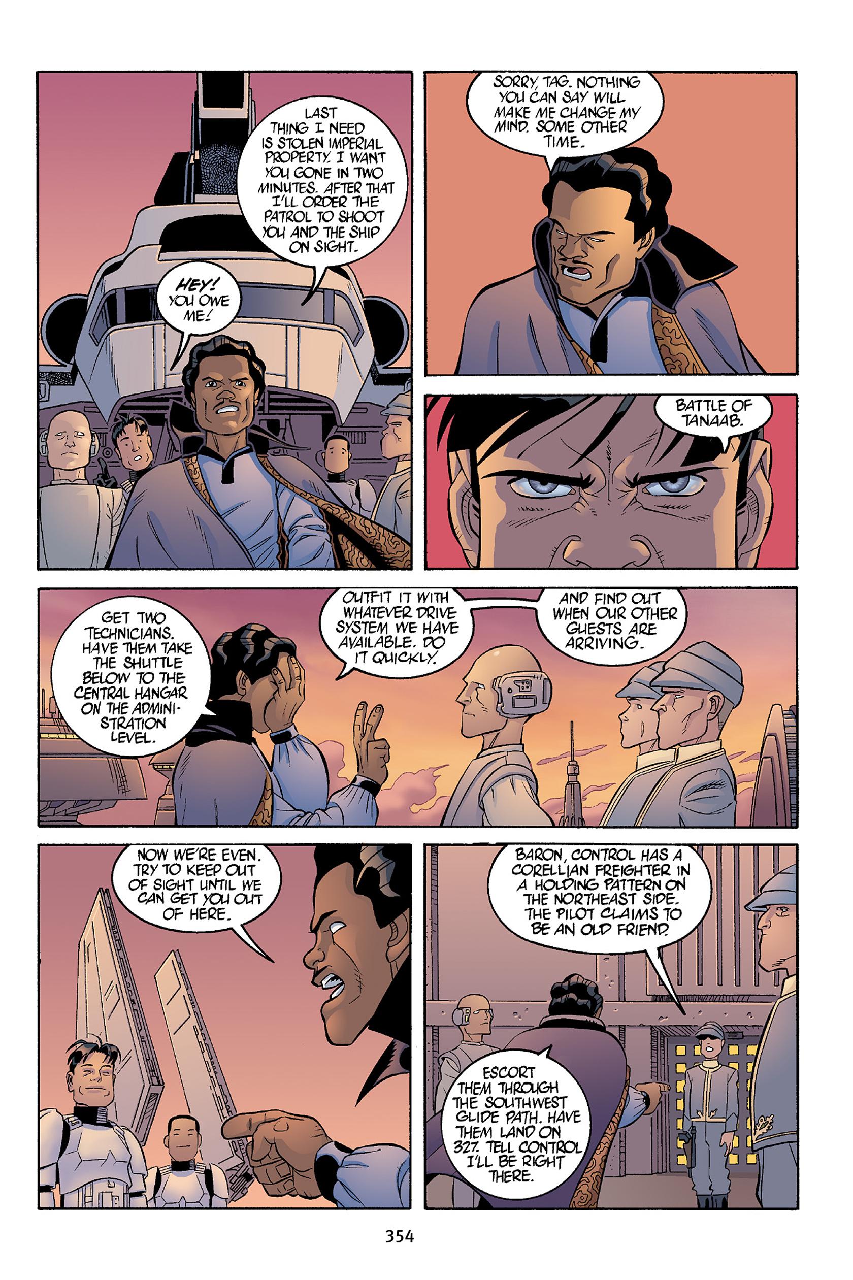 Read online Star Wars Omnibus comic -  Issue # Vol. 30 - 347
