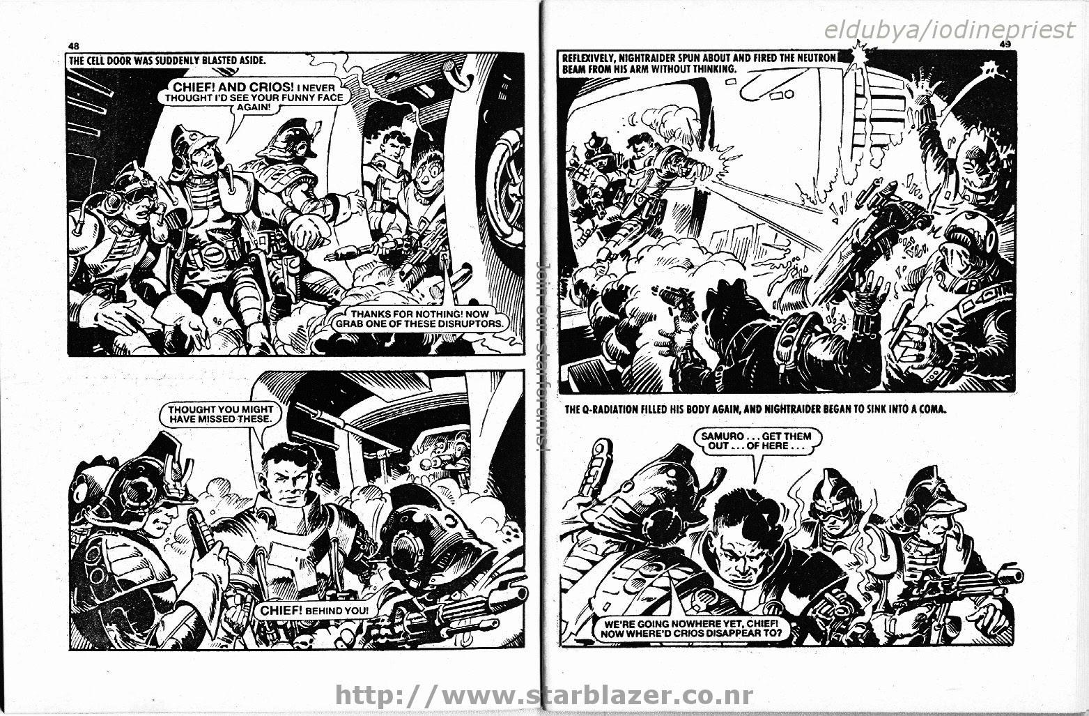 Starblazer issue 172 - Page 26