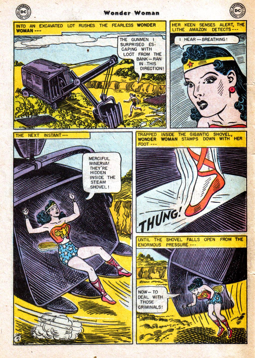 Read online Wonder Woman (1942) comic -  Issue #77 - 26