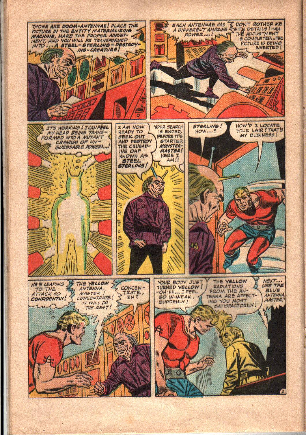 The Mighty Crusaders (1965) Issue #7 #7 - English 13