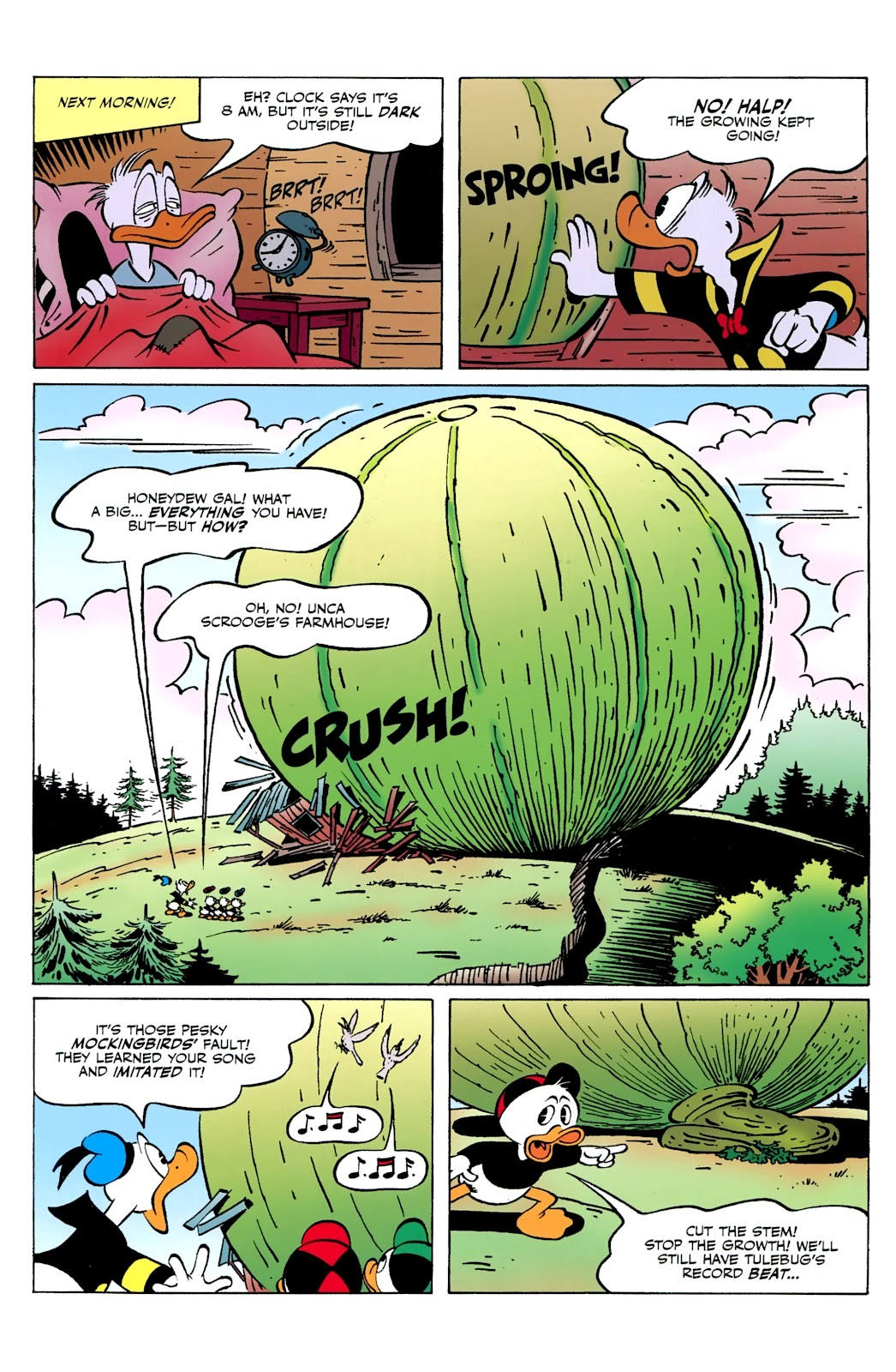 Walt Disney's Comics and Stories issue 730 - Page 11