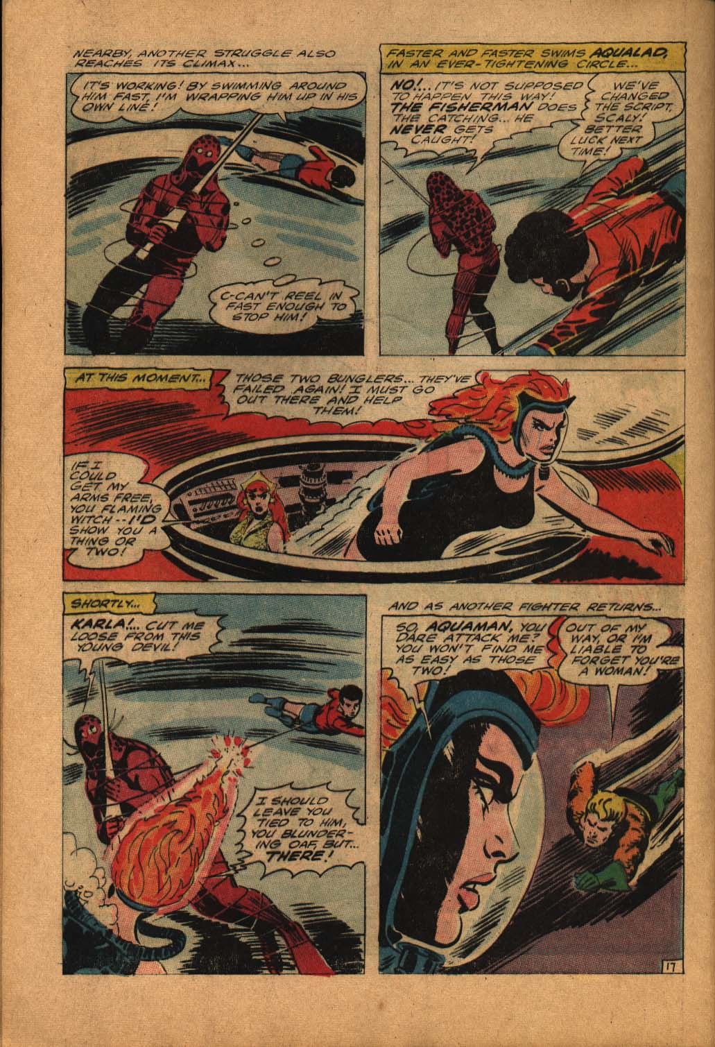 Aquaman (1962) Issue #24 #24 - English 24