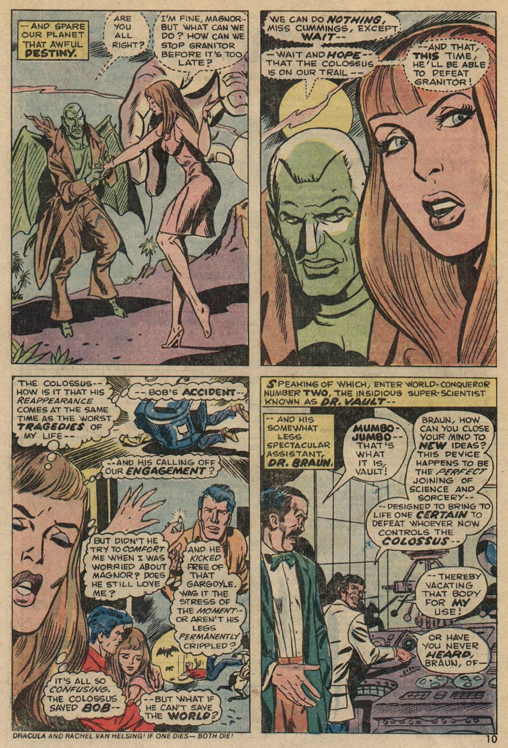 Read online Astonishing Tales (1970) comic -  Issue #23 - 7