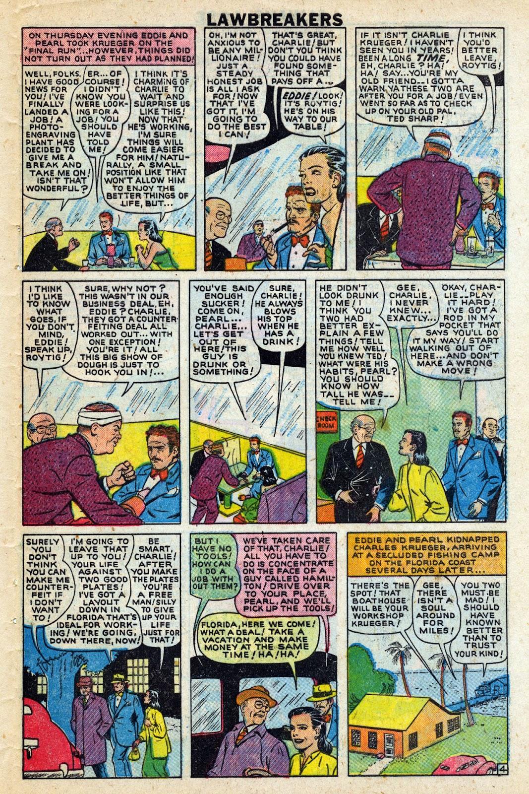 Lawbreakers Always Lose! issue 9 - Page 29