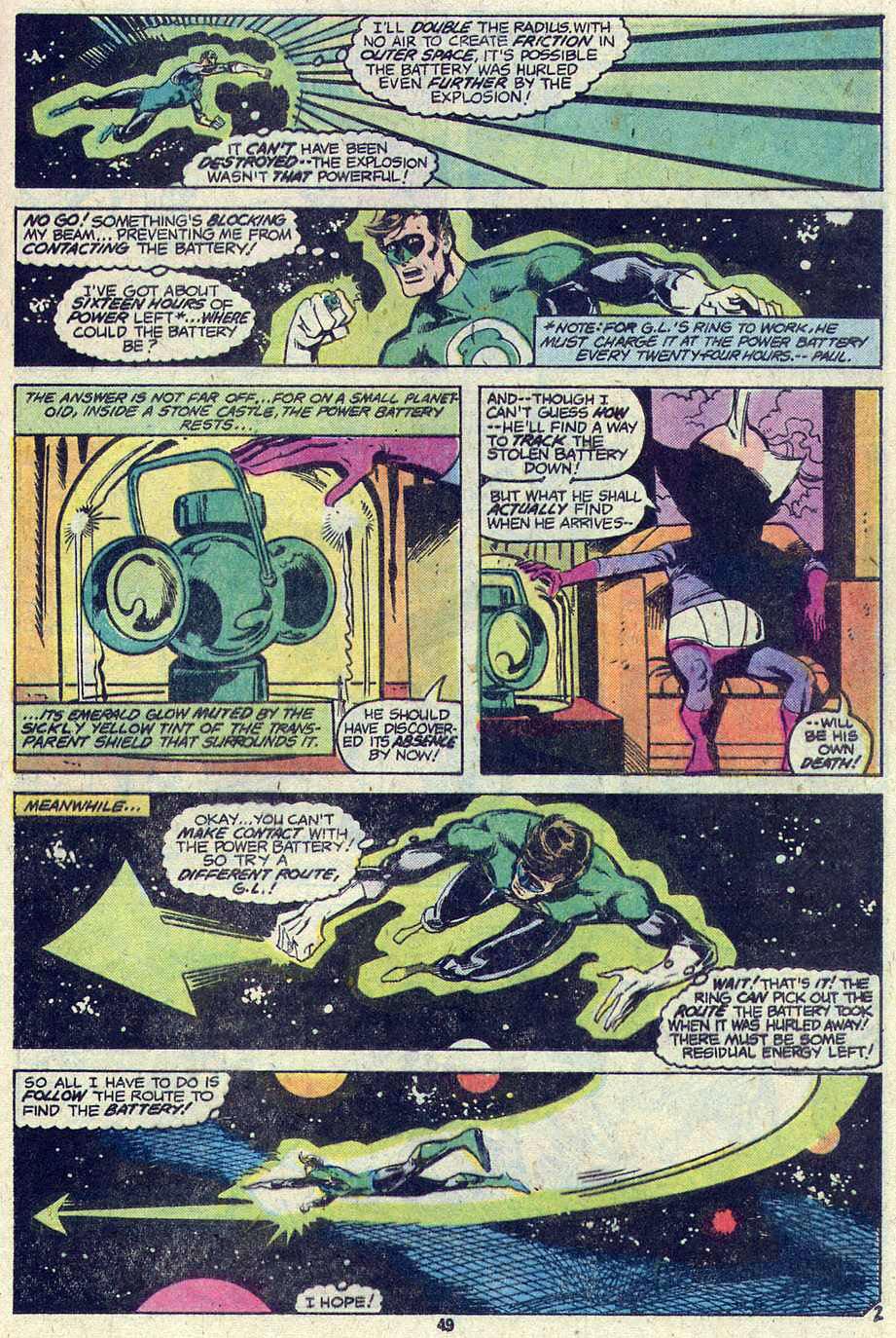 Read online Adventure Comics (1938) comic -  Issue #460 - 49