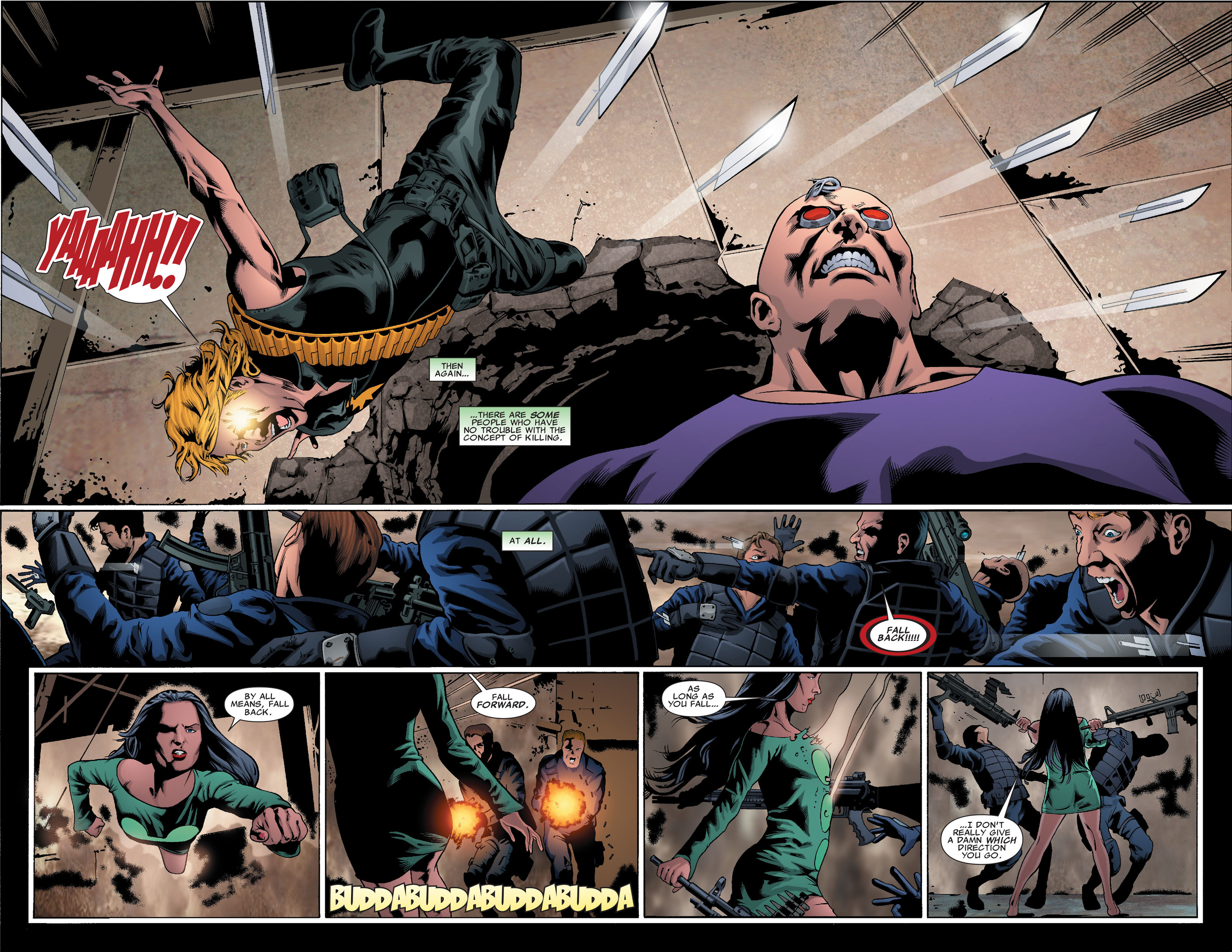 Read online X-Factor (2006) comic -  Issue #37 - 17