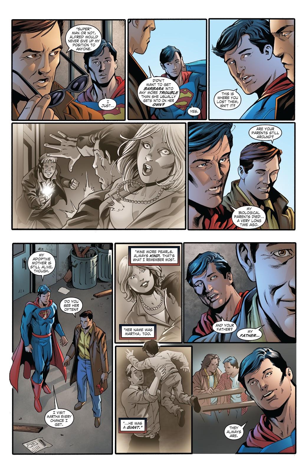 Read online Smallville Season 11 [II] comic -  Issue # TPB 2 - 128