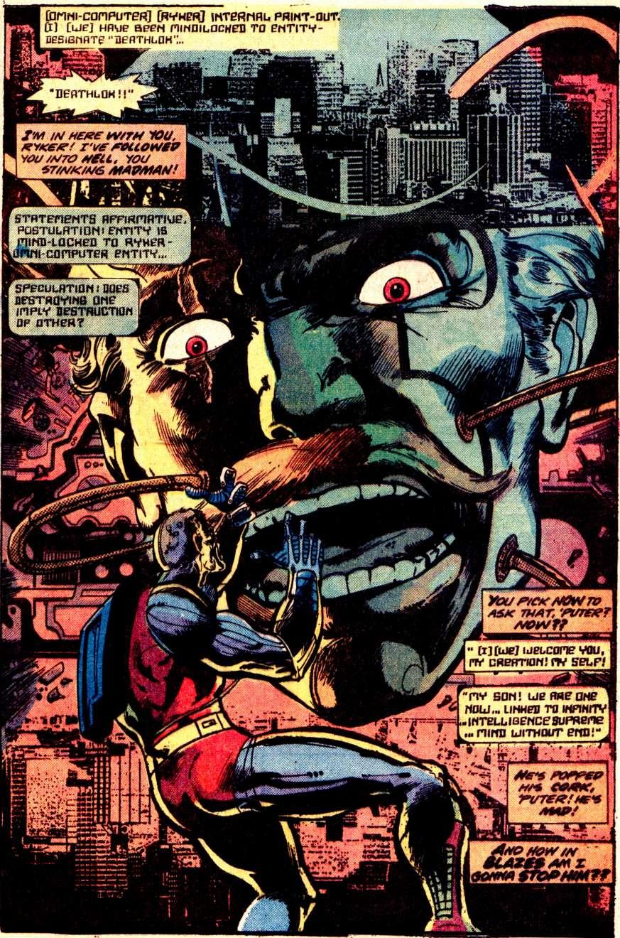 Read online Astonishing Tales (1970) comic -  Issue #34 - 18