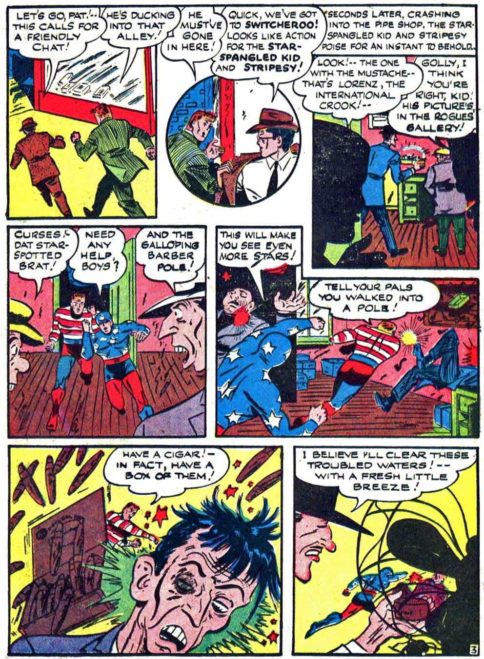 Star Spangled Comics (1941) issue 27 - Page 19