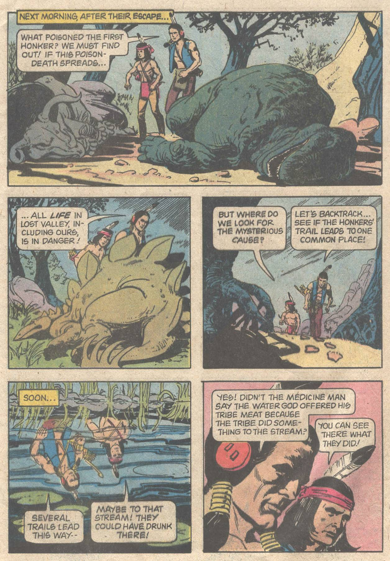 Read online Turok, Son of Stone comic -  Issue #117 - 9