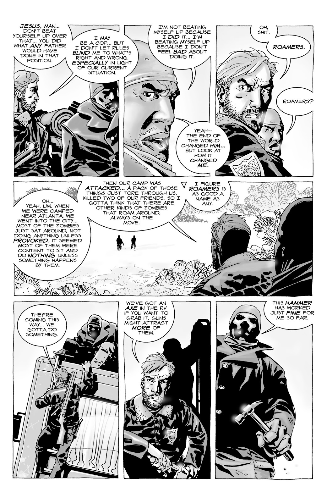 The Walking Dead issue Special - Tyreese Special - Page 23