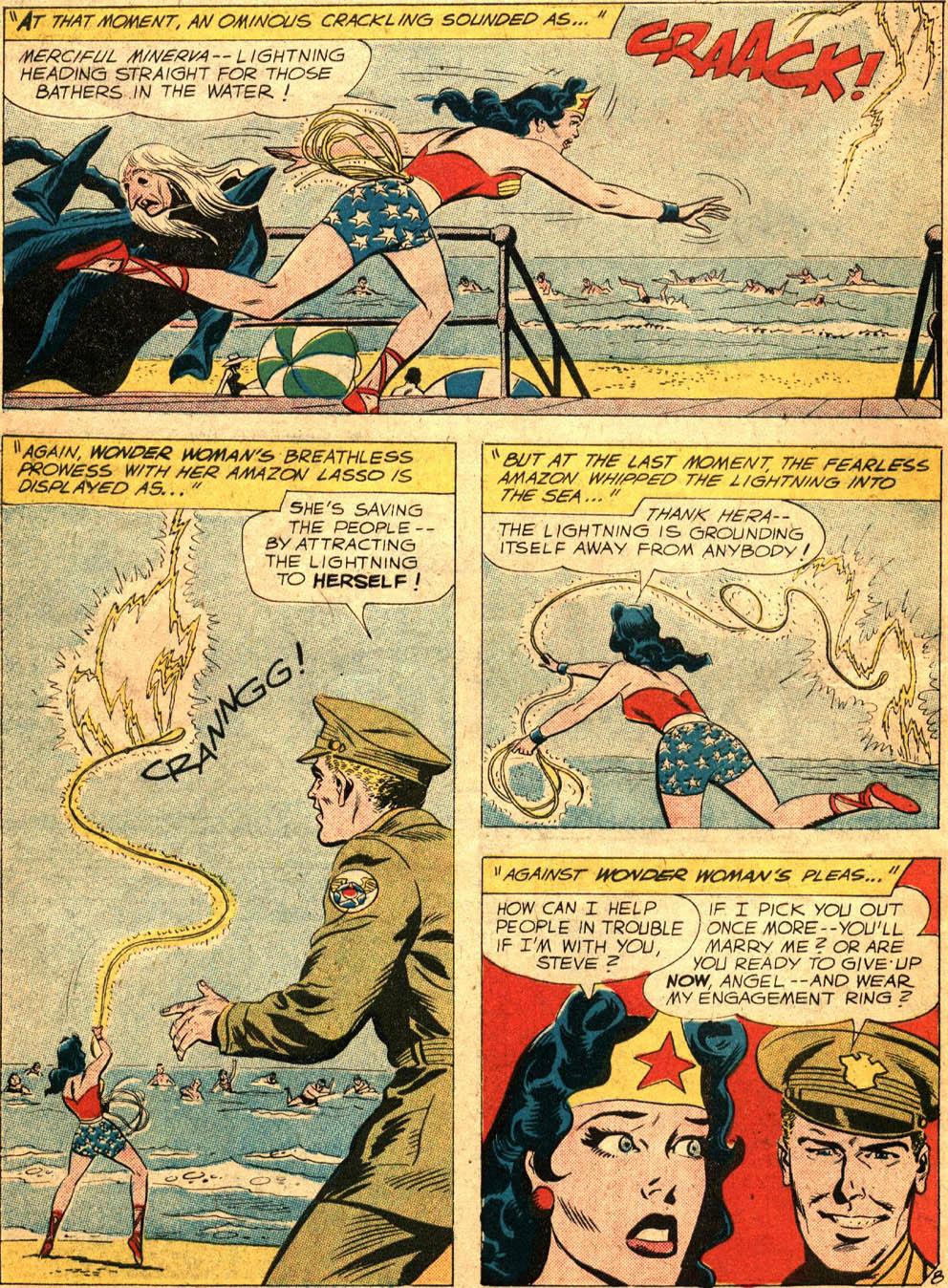 Read online Wonder Woman (1942) comic -  Issue #99 - 30