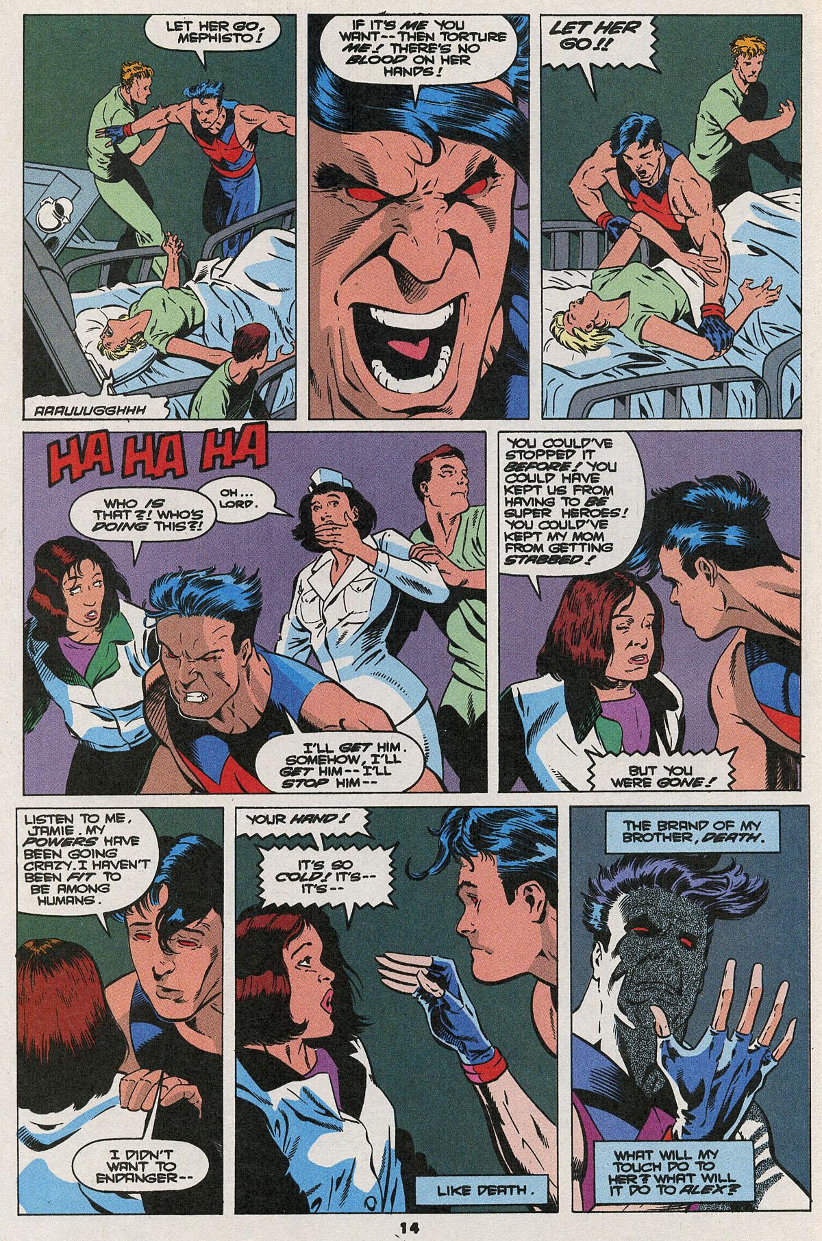 Read online Wonder Man (1991) comic -  Issue #23 - 10