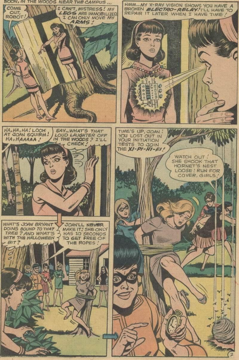 Action Comics (1938) 359 Page 22