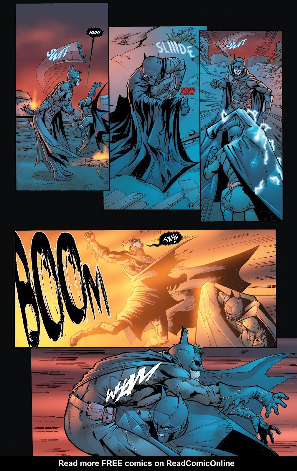 Read online Smallville Season 11 [II] comic -  Issue # TPB 6 - 156
