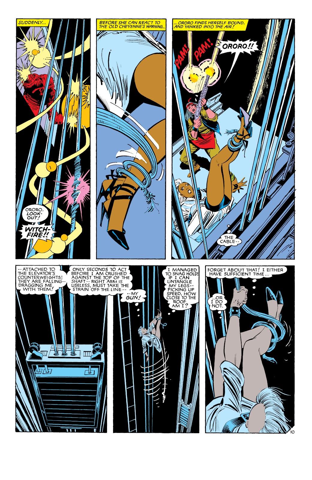 Uncanny X-Men (1963) issue 187 - Page 11