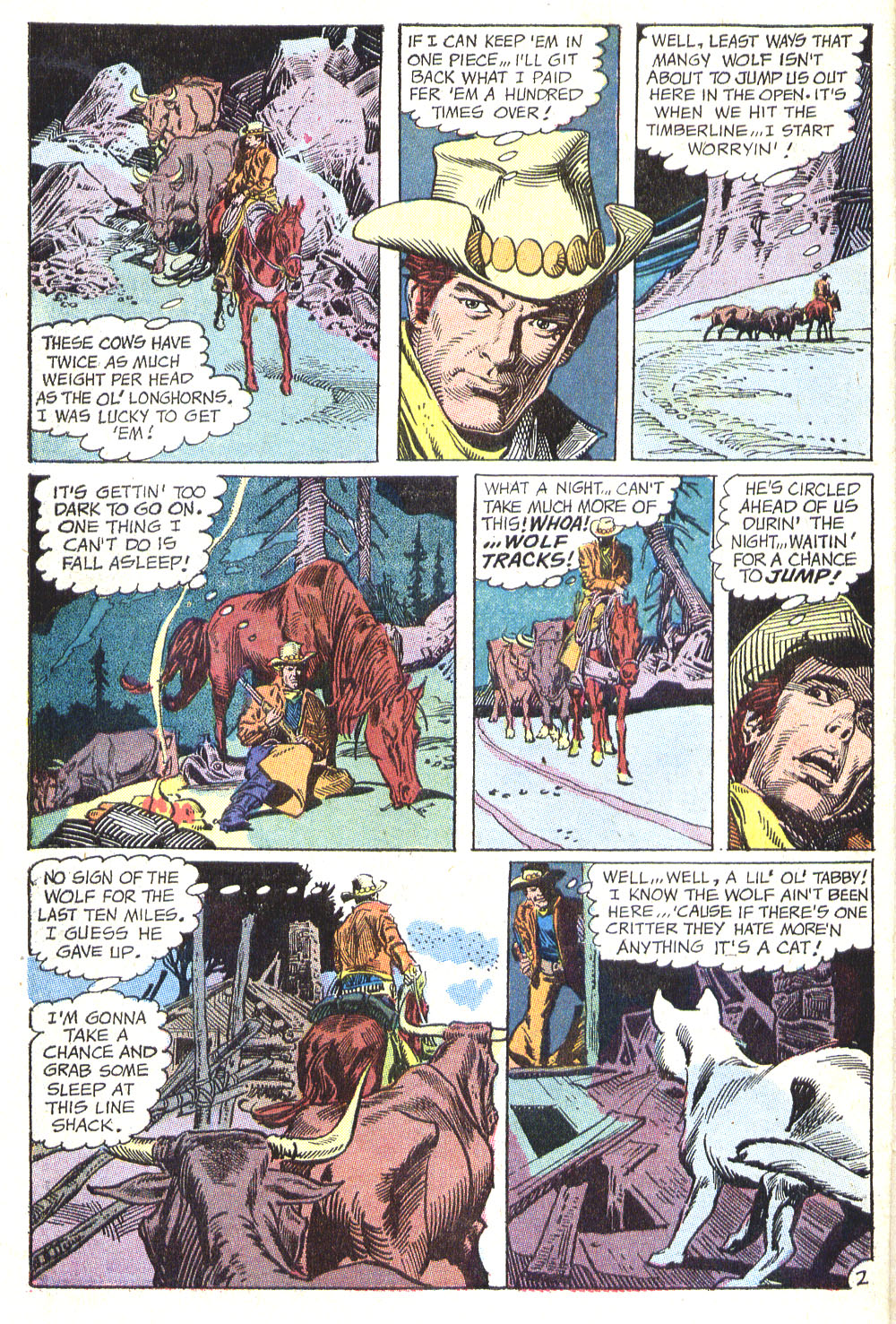 Read online All-Star Western (1970) comic -  Issue #8 - 38
