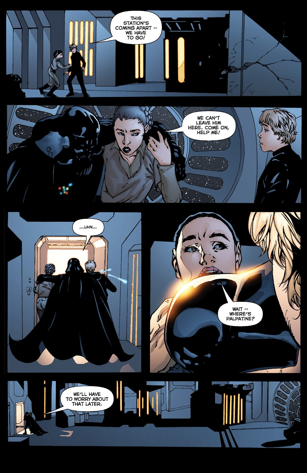 Read online Star Wars Legends: Infinities - Epic Collection comic -  Issue # TPB (Part 3) - 85
