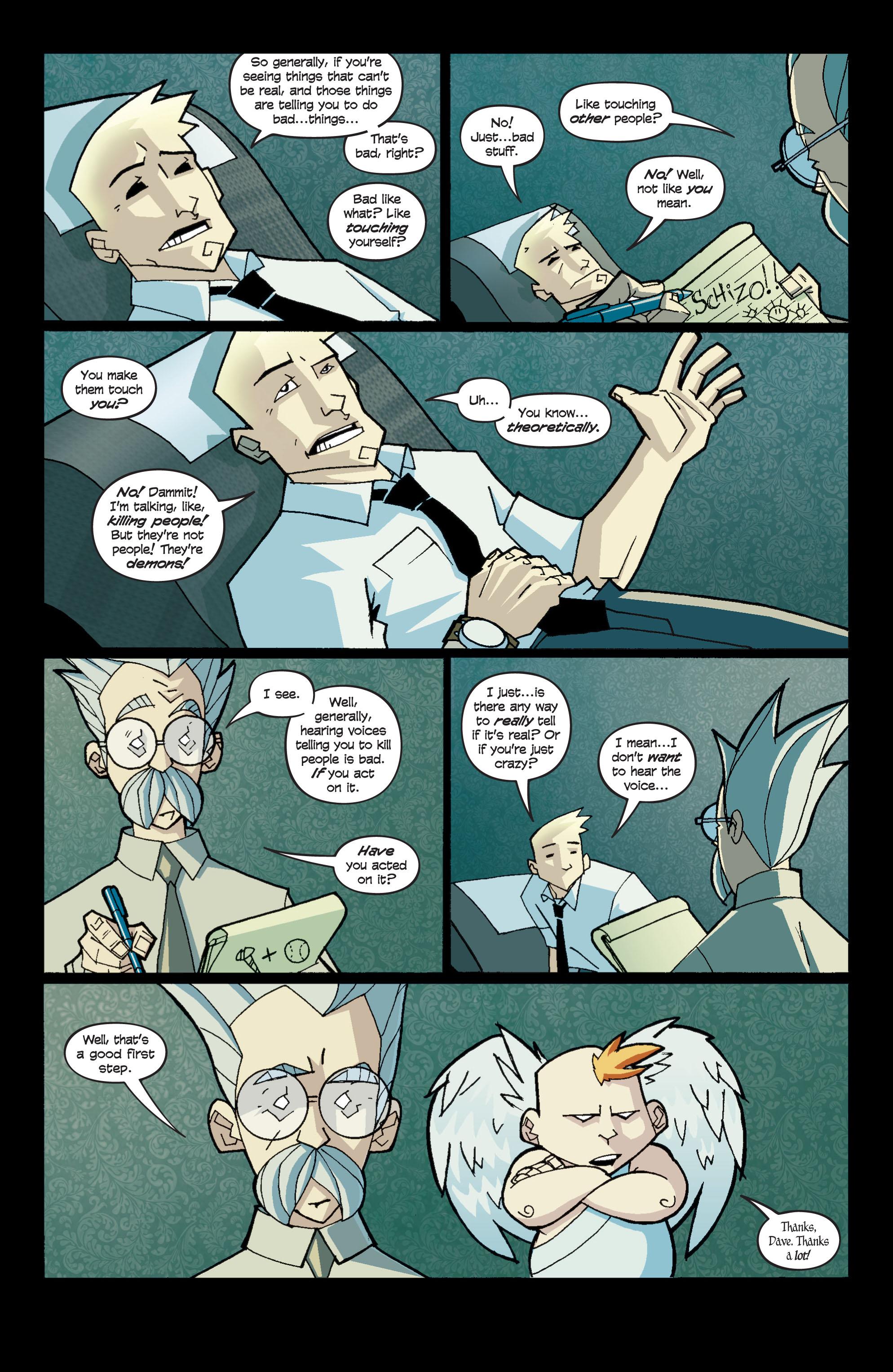 Read online Killer Of Demons comic -  Issue #1 - 29