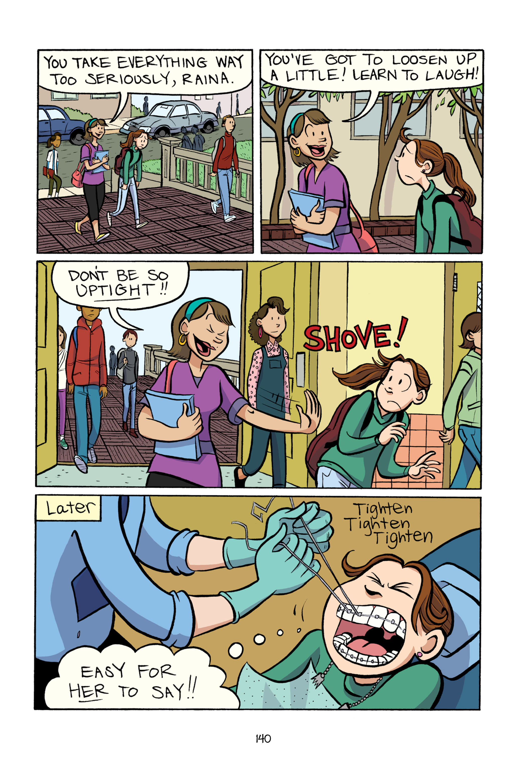Read online Smile comic -  Issue # TPB - 146