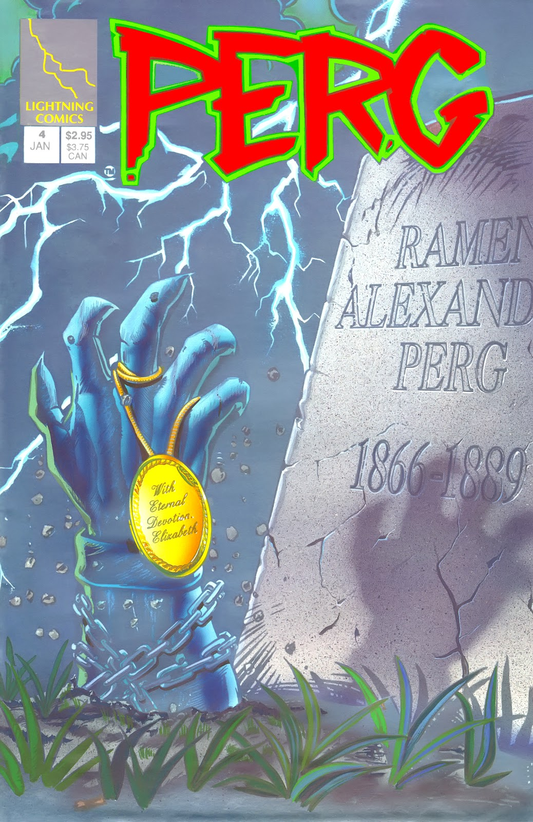 Read online Perg comic -  Issue #4 - 2