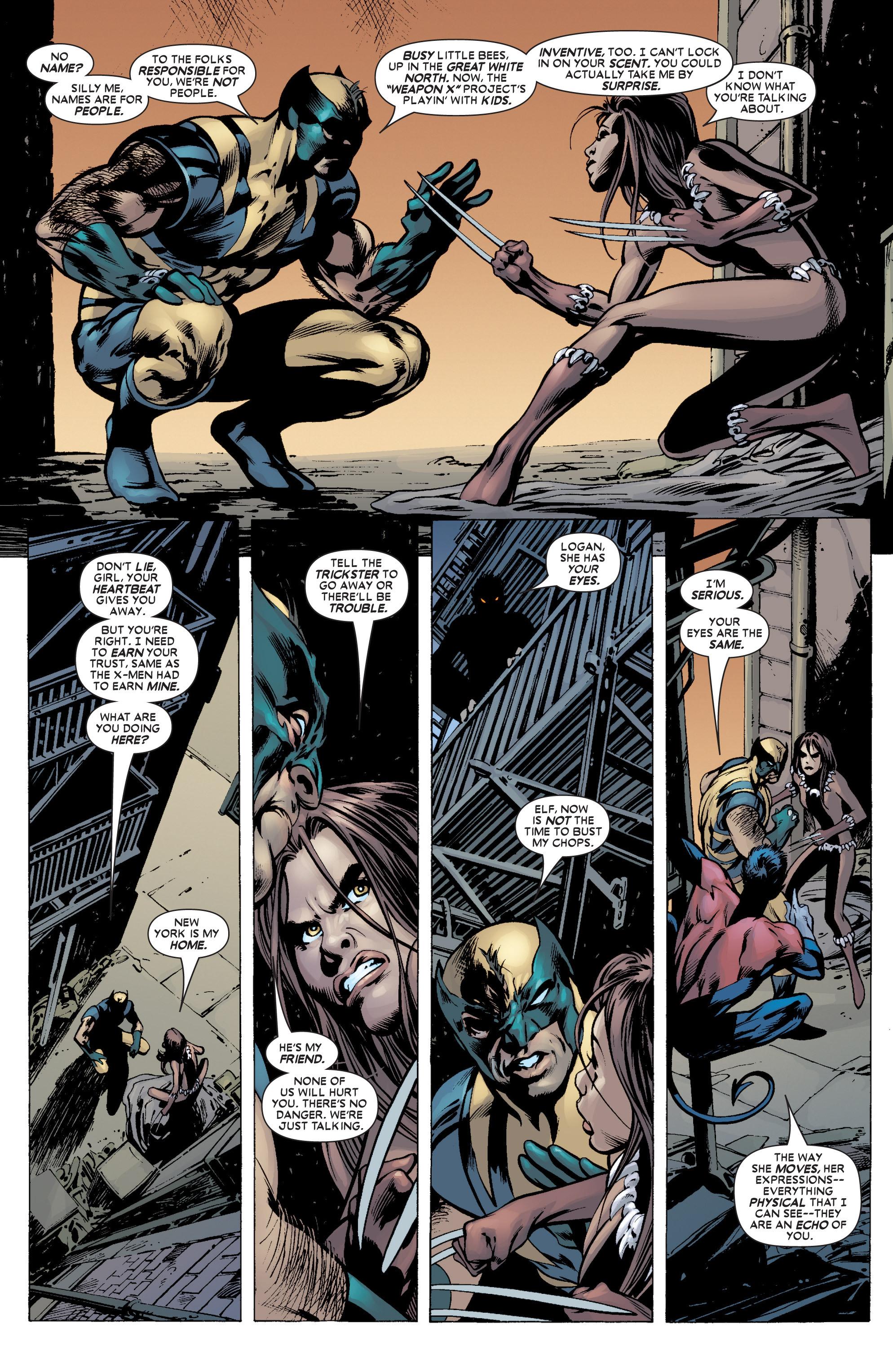 Read online Uncanny X-Men (1963) comic -  Issue #451 - 16