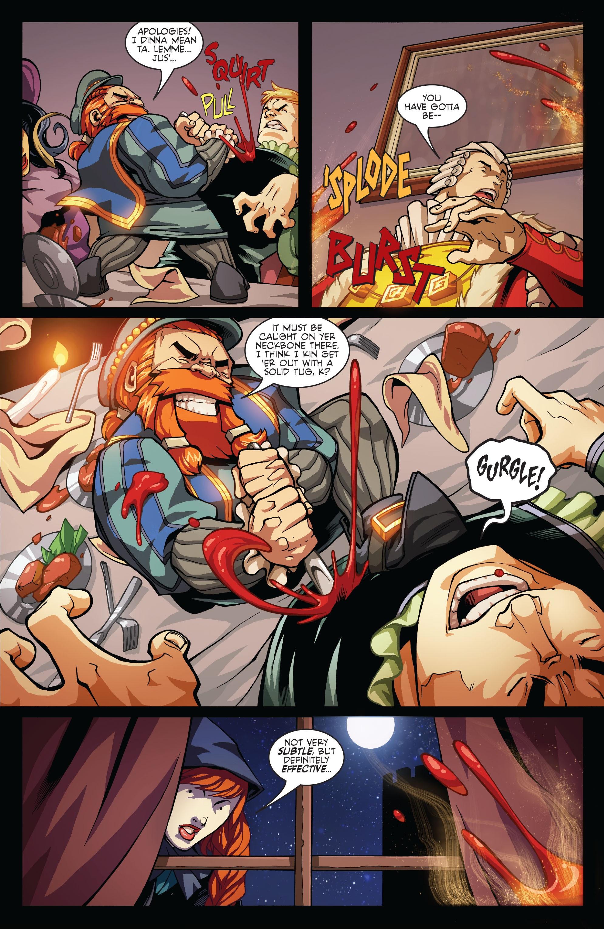 Read online Skullkickers comic -  Issue #7 - 18