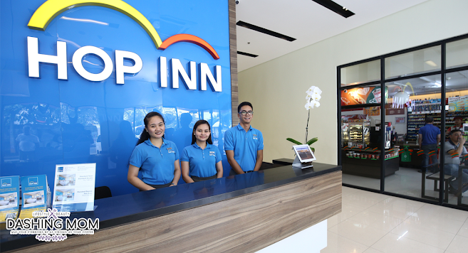 Hop Inn Hotel Staffs are very approachable